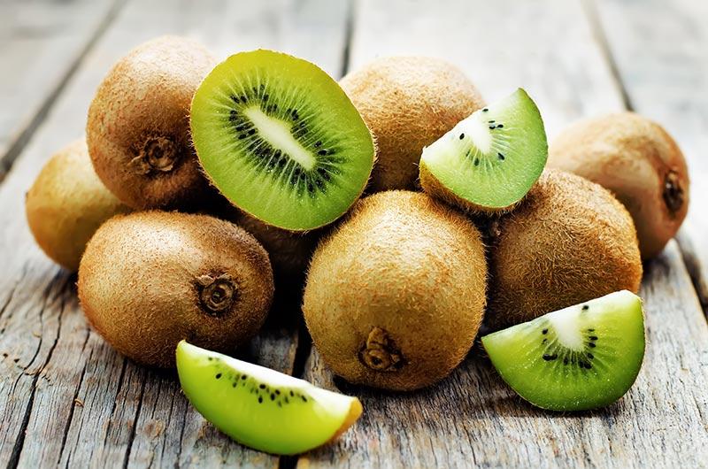 À la découverte des fruits et légumes verts