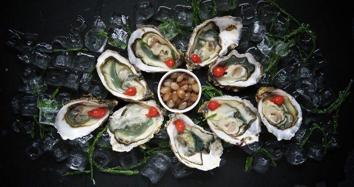 Les huîtres font partie de la fête ?