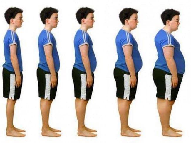 Conseils de perte de poids saine pour les adolescents